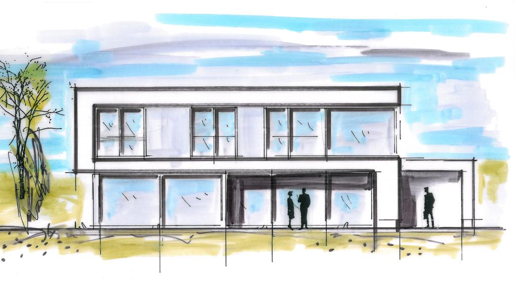 Schall architekten und ingenieure planung - Architektur ansicht ...